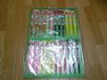 昭和レトロ ピンク・レディ- はし ハシ 24本 販売台紙セット 新品