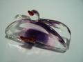 Multi Glass 鳥のガラス細工 日本製 中古