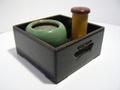 古道具 たばこ盆セット ④ 中古