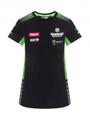 レディース!スーパーバイクファクトリーkawasakiレーシングTシャツ20