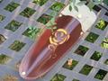花鋏用レザーホルダー/ブラウン