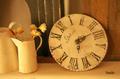 古い時計(モチーフ)~ミニチュア