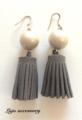 Fringe&cotton Pearl P.(grey)
