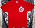 赤煙突同志Tシャツ(赤)