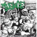 【中古】Justice - look alive 7'' 【超レア】