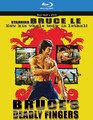 Bruce's Deadly Fingers [Blu-ray] [US版]主演ブルース・リ