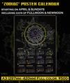 ANCIENT MYTH Poster Calendar