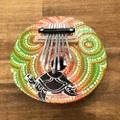 ココナツカリンバ    人気の民族楽器