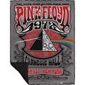 ピンク・フロイド      フリースブランケット