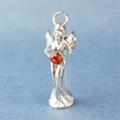 アロマペンダント「フォル・ド・アンジュ~天使の小瓶~」祈り/第1チャクラ ジョフィエル