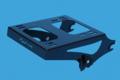 ツアーパックラック [ツーリングモデル'14~] ブラック