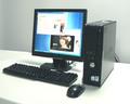 17インチフルセット・Windows7 OPTIPLEX760 Core2Duo 2.6G/160G/2G
