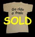 70's Go ride a train