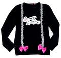 ★SALE★ ※ゆうメール便OK☆ アースマジック EARTHMAGIC チュール付ロングTシャツ(160cm)