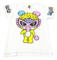 ※ゆうメール便送料無料です☆ ヒステリックミニ HYSTERICMINI MY FIRST HYSTERIC POP DOG MINI 半袖Tシャツ 16202402