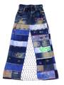 ヒステリック ミニ  HYSTERIC MINI  ライクア デニムスカート(100・120/紺)