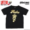 ゆうメール便OK☆ フレイク FLAKE FAZE ONE S/S TEE (ゴールド)1342897