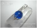 Andara Crystal - Cobalt Blue -