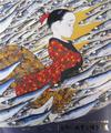 京都清水寺成就院奉納襖絵 風の画家 中島潔が描く「生命(いのち)の無常と輝き」展 図録