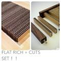 FLAT RICH+CUTS