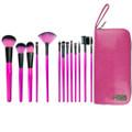 ROYAL Pink Essentials メイクブラシ13本 トラベルキット
