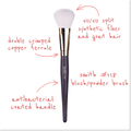 SmithCosmetics 118 BLUSH/POWDER BRUSH