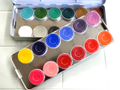 KRYOLAN AQUACOLOR 24-COLOR PALETTE 1108AC