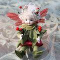 若月まり子妖精人形「クランベリー」