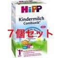 [7個セット]Hipp Combiotik 子供ミルク 1+ (12ヶ月~) 600g[HPK17]