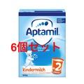[6個セット]新Aptamil 子供ミルク 2+ (25ヶ月~) 600g[APK26]
