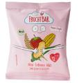 FRUCHT BAR Bio 棒形スナック キビ・イチゴ・トウモロコシ(12ヶ月から)[FB04]