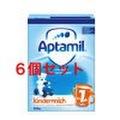[6個セット]新Aptamil 子供ミルク 1+ (13ヶ月~) 600g[APK16]