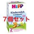 [7個セット]Hipp Combiotik 子供ミルク 2+ (2歳~) 600g[HPK27]