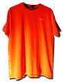 BT_area codes_Tシャツ/褪せたネオンオレンジ