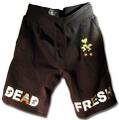DEAD FRESHスウェットショーツ/ブラック