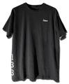 BT_area codes_Tシャツ/褪せたチャコールグレー