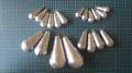 BONDAGE GEARS 鉛ウエイト バリエーション 38~563g 20個セット /BGJ72407330