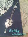 ★花シズク★ネックレス Bebis accessories
