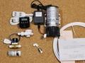 ミストシステム  1部屋用セット ショートノズル  直結式