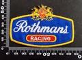 ロスマンズ Rothmans ワッペン パッチ 06599