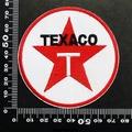 Texaco gasoline ガソリン  ワッペン パッチ  06587