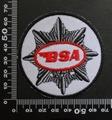 BSA ワッペン パッチ 00597