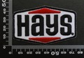 hays ワッペン パッチ 00618