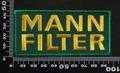MANNFILTER マンフィルター ワッペン パッチ 00379