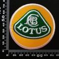 ロータス LOTUS  ワッペン パッチ 0386