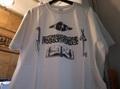 "KHART/カート""1988""Tシャツ(WHTxBLK)"