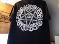 """BLACKDALLASブラックダラス/""""BONESTAR 666""""Tシャツ ArtWork by KHART(BLK/TUR/ORG/YEL)"""