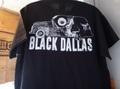 """BLACKDALLAS/ブラックダラス""""DEATH WAGON""""(BLK/NAV/ORG)ポケットTシャツ"""