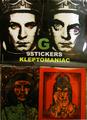 KLEPTOMANIAC / 9 STICKERS TYPE G