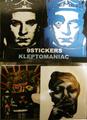 KLEPTOMANIAC / 9 STICKERS TYPE H